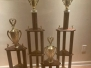 2021 Summer Showdown Pictures of Trophies