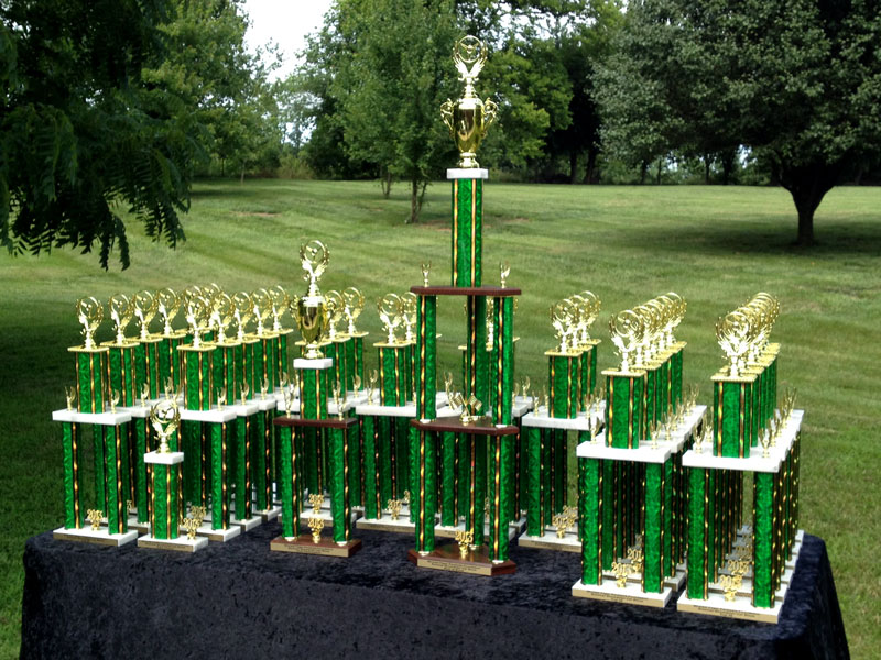 2013-Summer-Showdown-Car-Show-Trophies