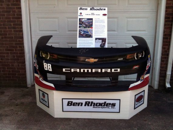 Ben Rhodes Bumper