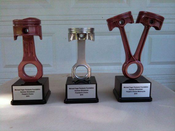 2016 Piston Trophies
